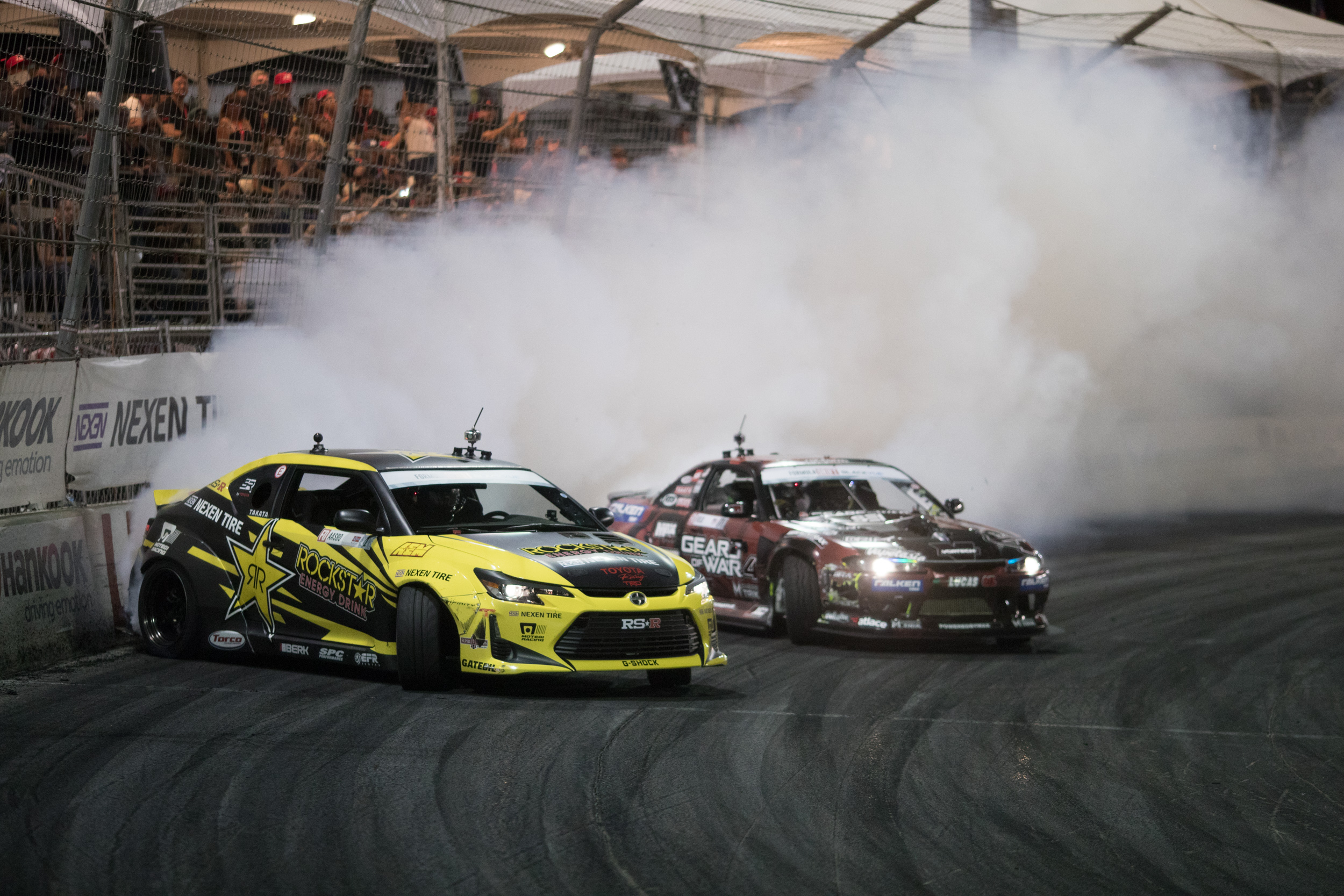 Second Overall In Formula Drift 2016 Championship